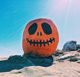 Pumpkin Rock Trail photo by Christina Wiese