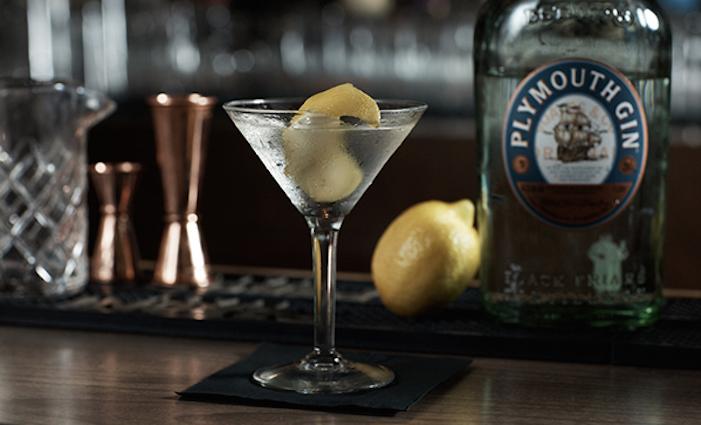 The Dresden Martini