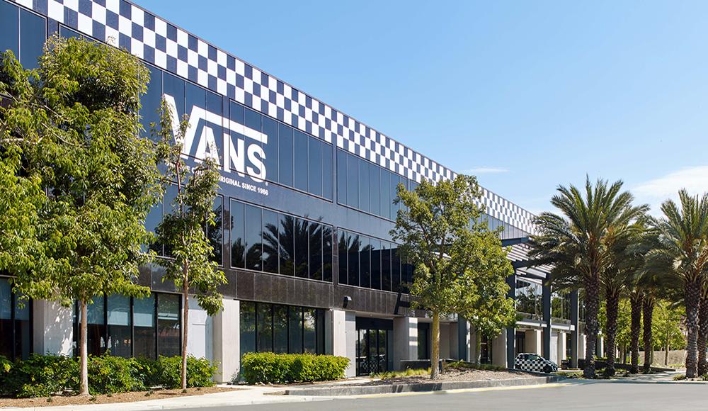 new vans headquarters