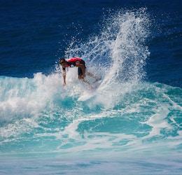 International Surf Festival photo by Thomas Ashlock