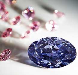Diamonds nhm