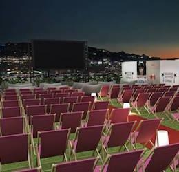 Melrose Rooftop Cinema