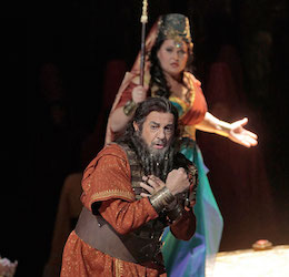 'Nabucco' photo courtesy of LA Opera