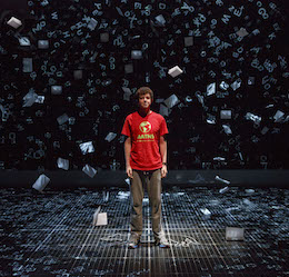The Curious Incident of the Dog in the Night-Time photo by Joan Marcus