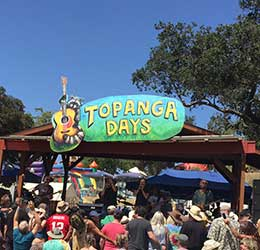 topanga days