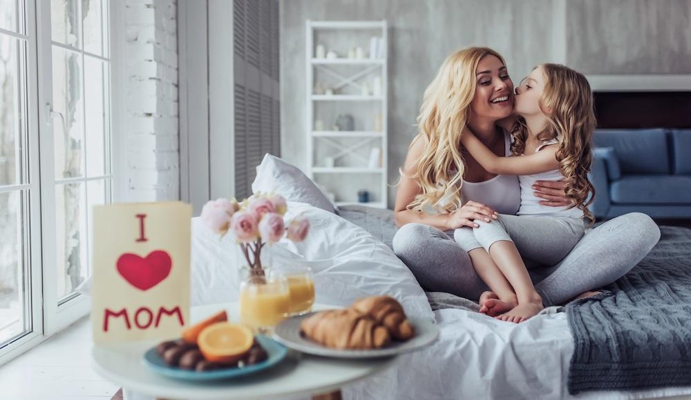 Mother's Day photo courtesy Irvine Company