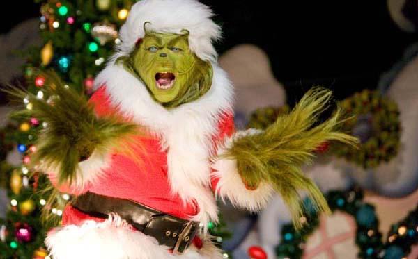Grinchmas Universal Studios