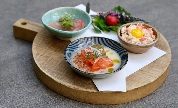Hinoki NYE 2018 Tasting Menu by ForkedUp
