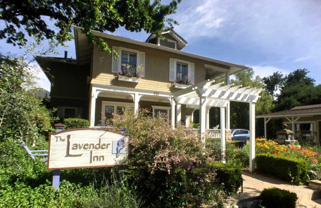 The Lavender Inn Ojai