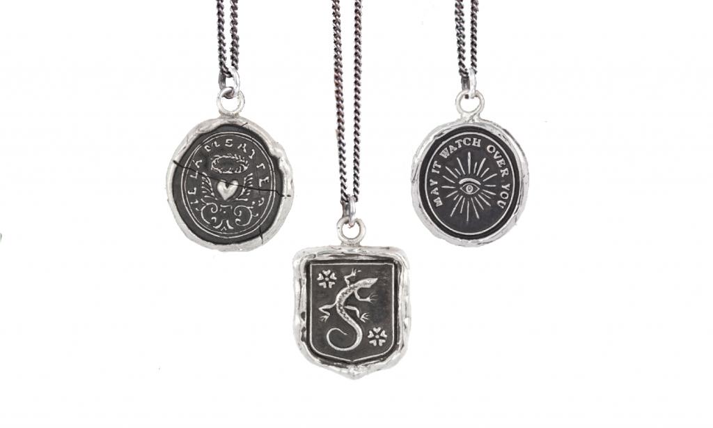 Handcrafted jewelry by Pyrrha
